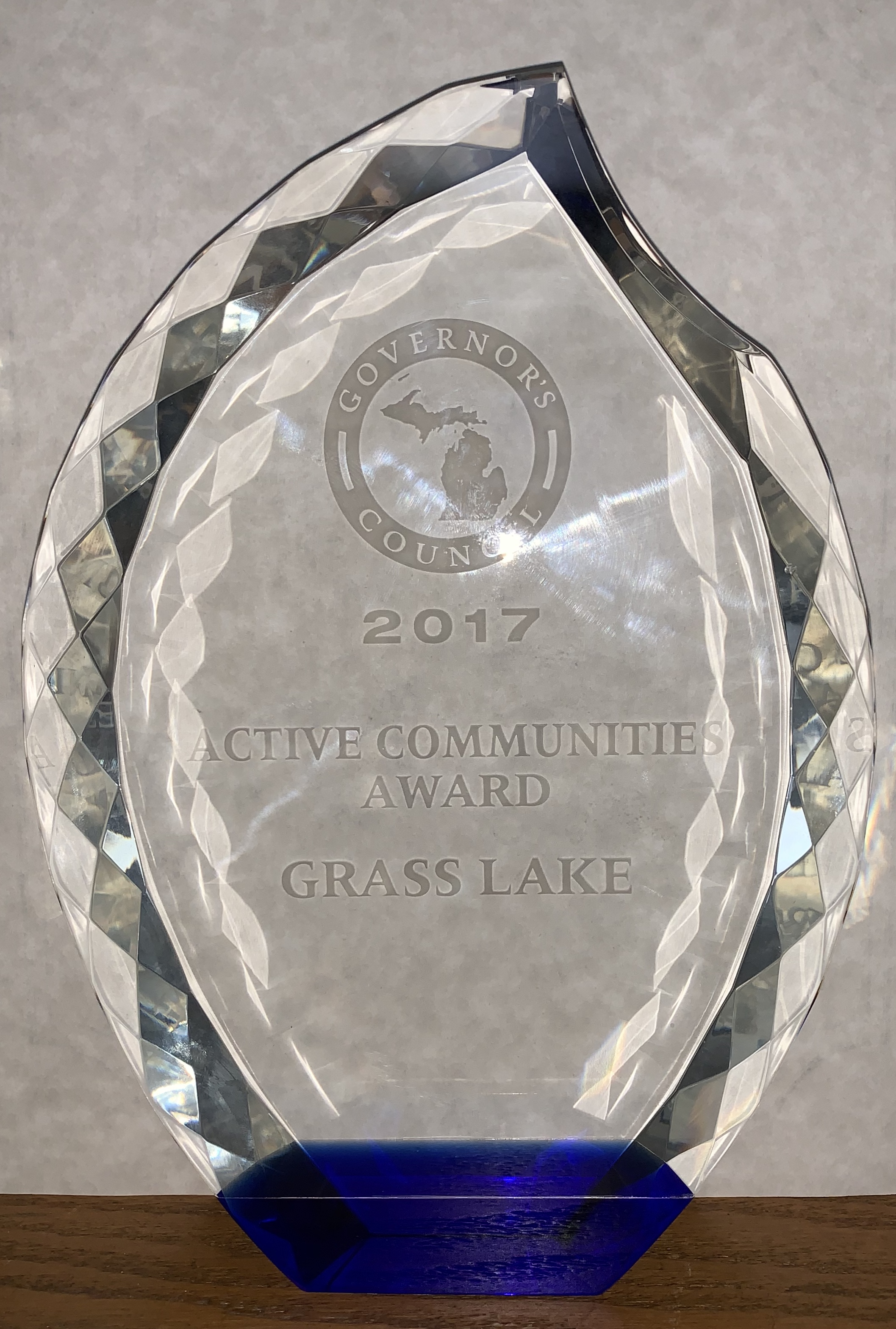 2017 Active Communities Award